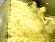 真空状態が生む高熟成度のコシのある麺